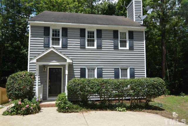 7 Old Towne Place, Durham, NC 27713 (MLS #2392588) :: The Oceanaire Realty