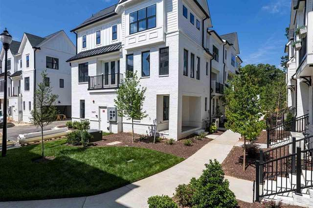 401 Bryan Pointe Drive #104, Raleigh, NC 27608 (#2392629) :: Bright Ideas Realty