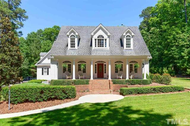 3604 Scotchcroft Place, Fuquay Varina, NC 27526 (MLS #2392657) :: The Oceanaire Realty