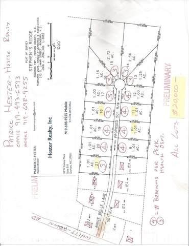 19 Annie Bell Lane, Roxboro, NC 27574 (#2392694) :: Marti Hampton Team brokered by eXp Realty