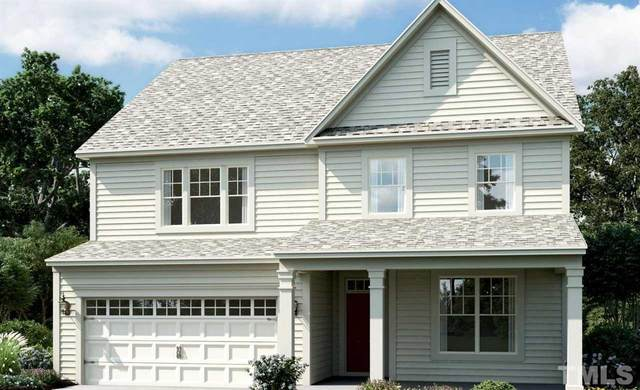 85 Hidden Bluff Drive, Chapel Hill, NC 27517 (#2392728) :: Realty One Group Greener Side