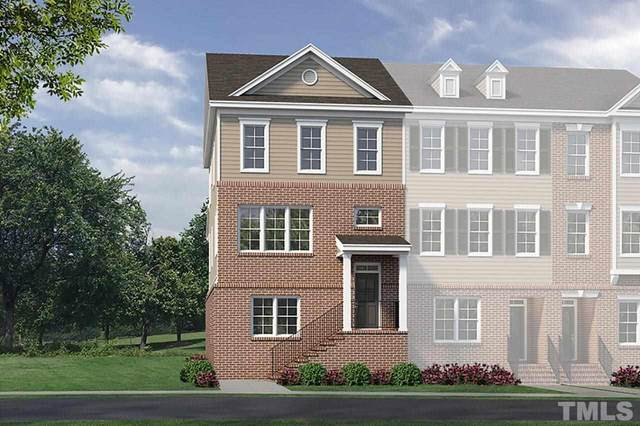 535 Gateway Townes Boulevard, Wake Forest, NC 27587 (MLS #2392826) :: The Oceanaire Realty