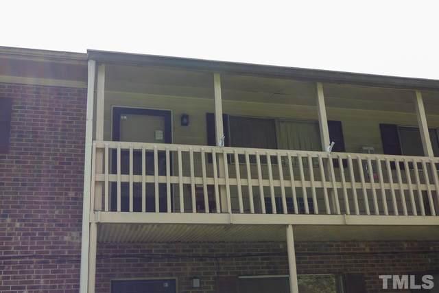 130 S Estes Drive B-12, Chapel Hill, NC 27514 (#2392832) :: Bright Ideas Realty
