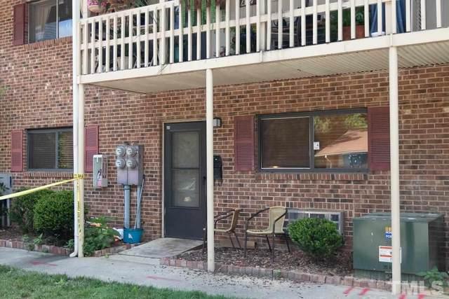 130 S Estes Drive A-9, Chapel Hill, NC 27514 (#2392833) :: Bright Ideas Realty