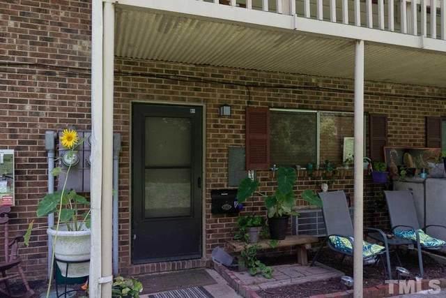 130 S Estes Drive B-9, Chapel Hill, NC 27514 (#2392836) :: Bright Ideas Realty