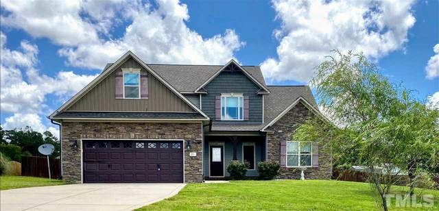 39 S Sunset Ridge Drive, Willow Spring(s), NC 27592 (#2392844) :: Realty One Group Greener Side