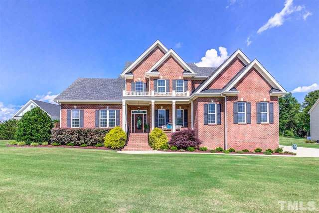 55 S Creekcrest Court, Angier, NC 27501 (#2392876) :: Bright Ideas Realty