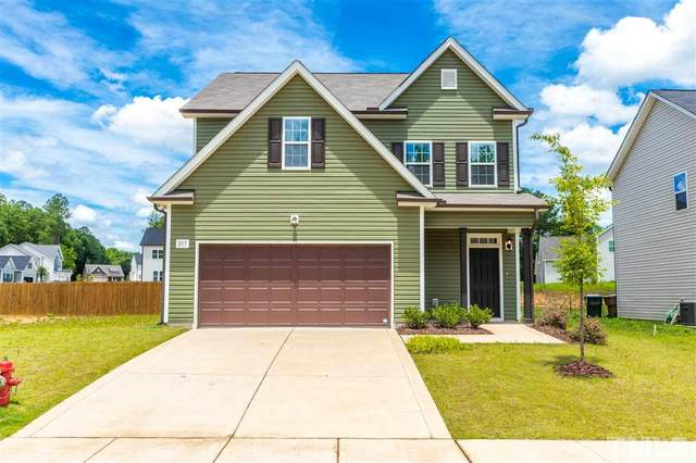 217 Durwin Lane, Clayton, NC 27520 (#2392896) :: The Perry Group