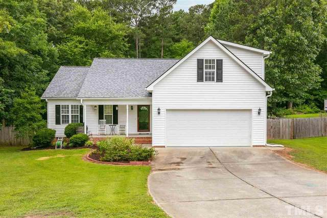 116 Smithwood Drive, Fuquay Varina, NC 27526 (#2392955) :: Real Estate By Design