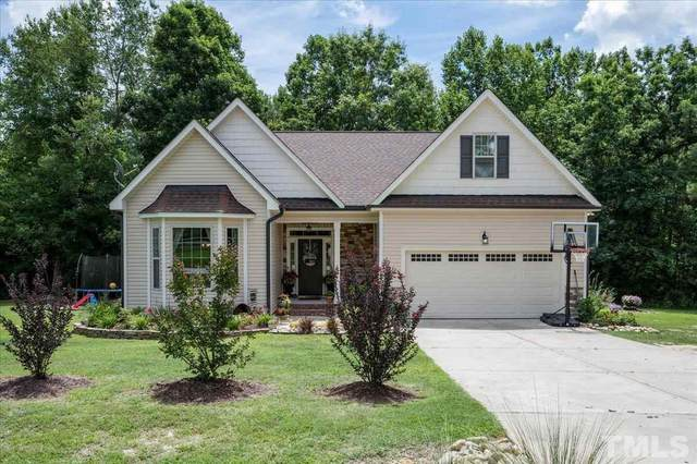 65 Copper Creek Drive, Youngsville, NC 27596 (#2392983) :: Marti Hampton Team brokered by eXp Realty