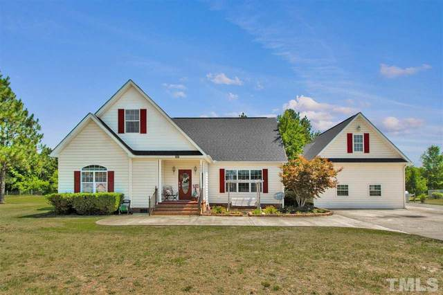 4609 Lobelia Road, Vass, NC 28394 (#2393009) :: Real Estate By Design