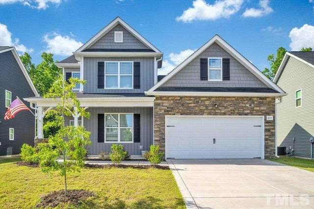 217 S Kramer Path, Clayton, NC 27527 (#2393021) :: Triangle Just Listed