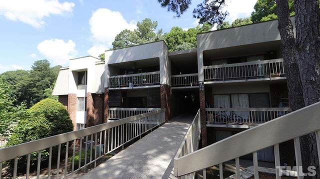 500 Umstead Drive A101, Chapel Hill, NC 27516 (#2393094) :: Realty One Group Greener Side