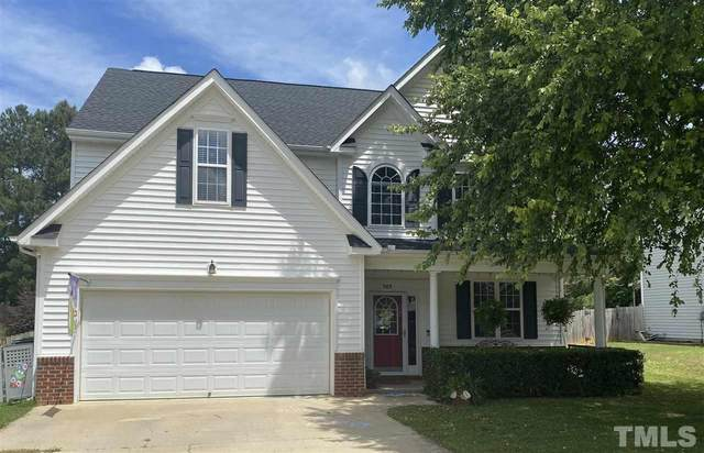 305 Collinsworth Drive, Clayton, NC 27527 (#2393099) :: Marti Hampton Team brokered by eXp Realty