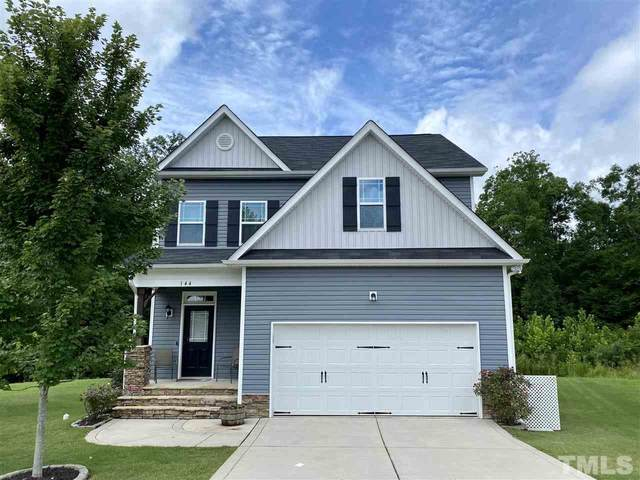 144 Bobby Ray Court, Clayton, NC 27527 (#2393100) :: Triangle Just Listed