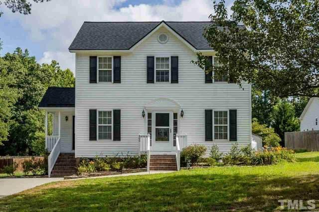 200 Westonridge Run, Garner, NC 27529 (#2393133) :: Real Estate By Design