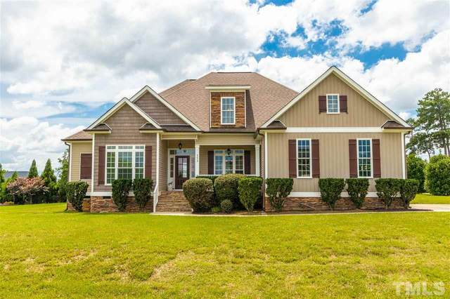 153 Pleasant Lane, Willow Spring(s), NC 27592 (#2393149) :: Realty One Group Greener Side