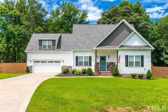 309 Willowbrook Drive, Pikeville, NC 27863 (#2393211) :: The Perry Group