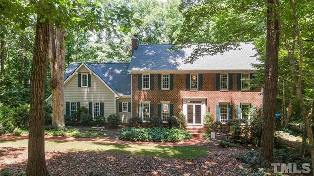812 Thatcher Way, Raleigh, NC 27615 (#2393221) :: Marti Hampton Team brokered by eXp Realty