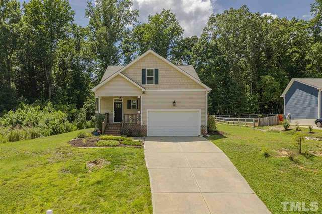 190 Alcock Lane, Youngsville, NC 27596 (MLS #2393222) :: On Point Realty