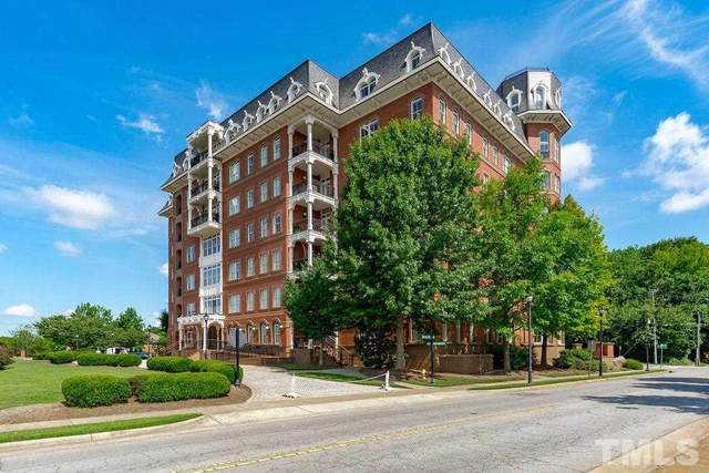 710 Independence Place #303, Raleigh, NC 27603 (MLS #2393260) :: EXIT Realty Preferred