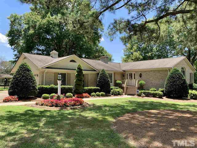 350 Woodcroft Drive, Angier, NC 27501 (#2393311) :: Realty One Group Greener Side