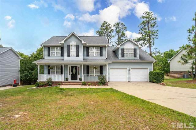 79 Clearwater Harbor Drive, Sanford, NC 27332 (#2393346) :: The Beth Hines Team