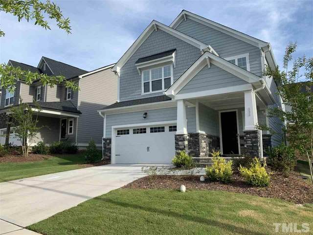 336 Golf Vista Trail, Holly Springs, NC 27540 (MLS #2393351) :: The Oceanaire Realty