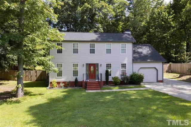 404 SW Maynard Road, Cary, NC 27511 (#2393352) :: Real Estate By Design