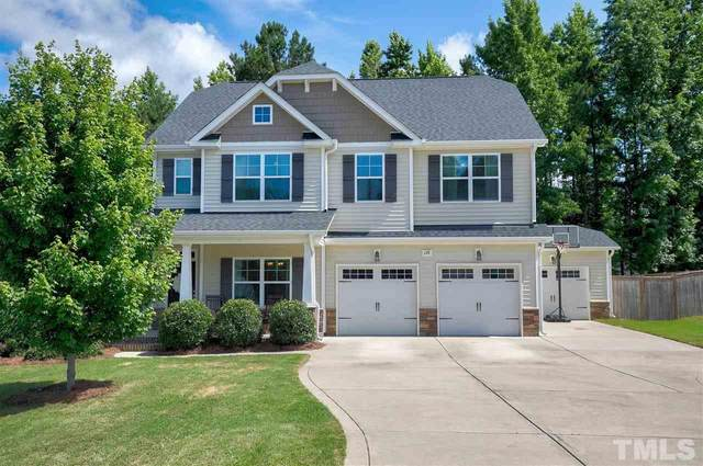 148 Foxtail Court, Clayton, NC 27520 (#2393354) :: Realty One Group Greener Side