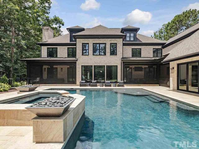 3817 Sparrow Pond Lane, Raleigh, NC 27606 (#2393361) :: The Perry Group
