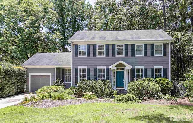 15 Willowspring Place, Chapel Hill, NC 27517 (#2393373) :: Log Pond Realty