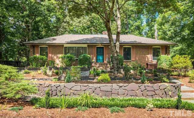 402 Colony Woods Drive, Chapel Hill, NC 27517 (#2393379) :: The Perry Group