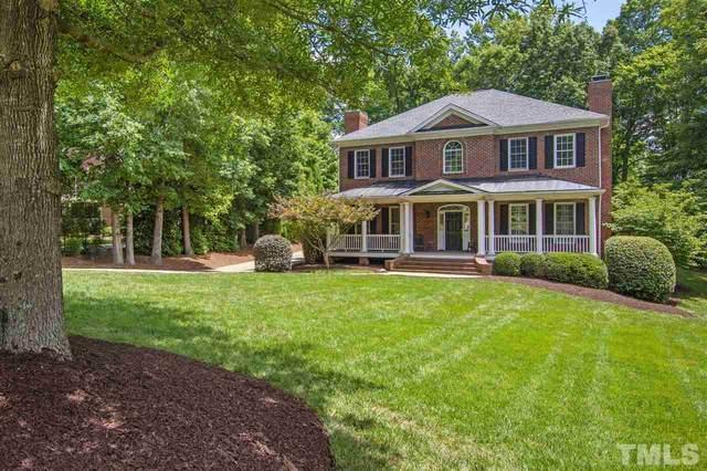 264 Brown Bear, Chapel Hill, NC 27517 (#2393381) :: Dogwood Properties