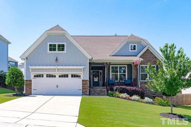 1820 Longmont Drive, Wake Forest, NC 27587 (MLS #2393409) :: On Point Realty
