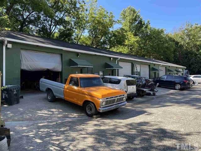2410 Angier Road Unit 2, Durham, NC 27707 (#2393448) :: Log Pond Realty