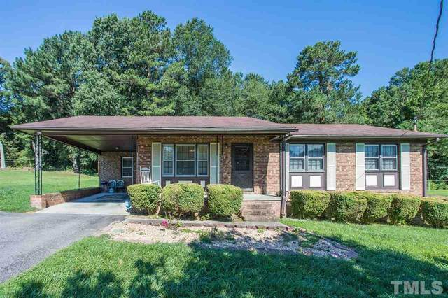 133 Mcnair Drive, Henderson, NC 27537 (#2393457) :: Real Estate By Design