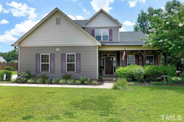 220 Swann Trail, Clayton, NC 27527 (#2393461) :: Triangle Just Listed