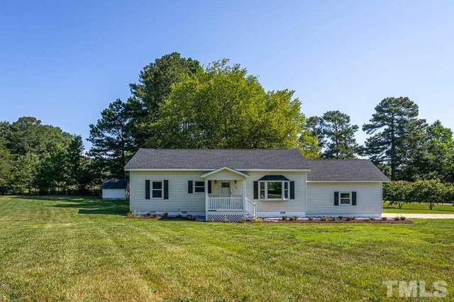 24 Adna Pearce Road, Zebulon, NC 27597 (#2393471) :: Raleigh Cary Realty