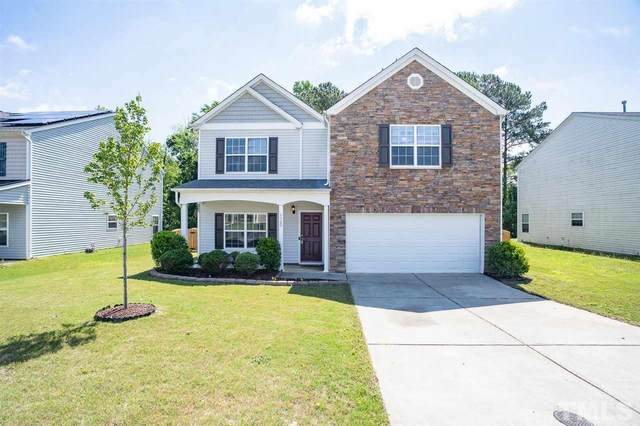 5900 Sandpiper Farm Lane, Wendell, NC 27591 (MLS #2393492) :: The Oceanaire Realty