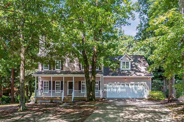 811 Winter Hill Drive, Apex, NC 27502 (MLS #2393520) :: On Point Realty