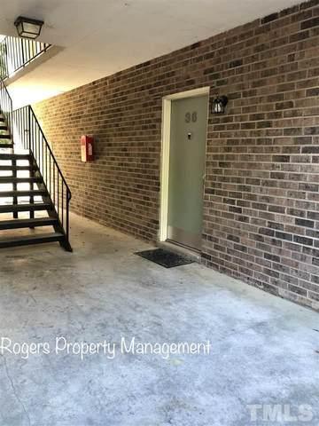 124 Fidelity Street #36, Carrboro, NC 27510 (MLS #2393537) :: EXIT Realty Preferred