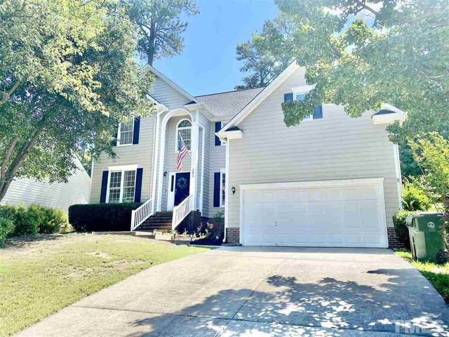 203 Brook Creek Drive, Cary, NC 27519 (MLS #2393593) :: The Oceanaire Realty