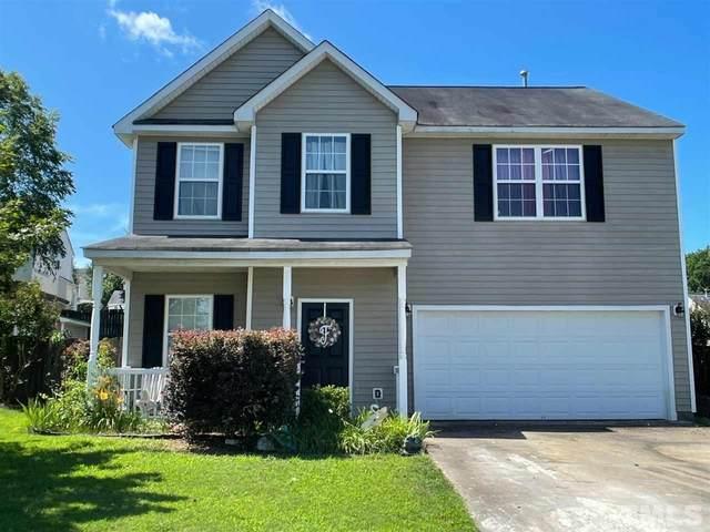 4137 Bay Rum Lane, Raleigh, NC 27610 (#2393594) :: Kim Mann Team