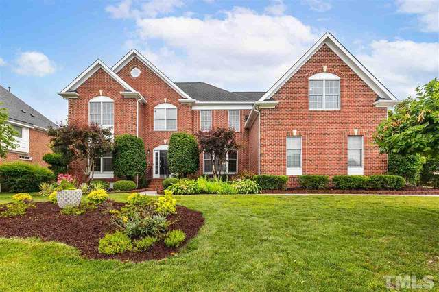 103 Gambardelli Court, Cary, NC 27519 (MLS #2393623) :: The Oceanaire Realty