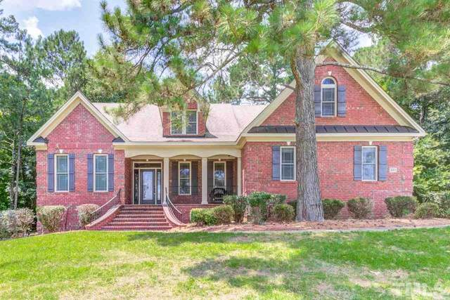 100 Chapel Fields Lane, Garner, NC 27529 (MLS #2393725) :: EXIT Realty Preferred
