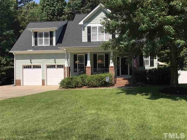 5608 Voorhees Lane, Holly Springs, NC 27540 (#2393750) :: Real Estate By Design