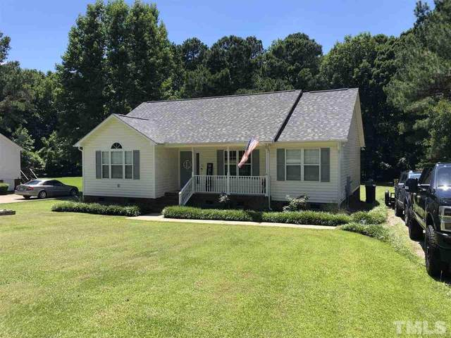 165 South Ridge Drive, Garner, NC 27529 (#2393771) :: The Perry Group