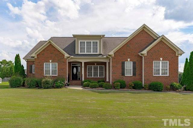 164 Country Mill Way, Fuquay Varina, NC 27526 (#2393916) :: Realty One Group Greener Side