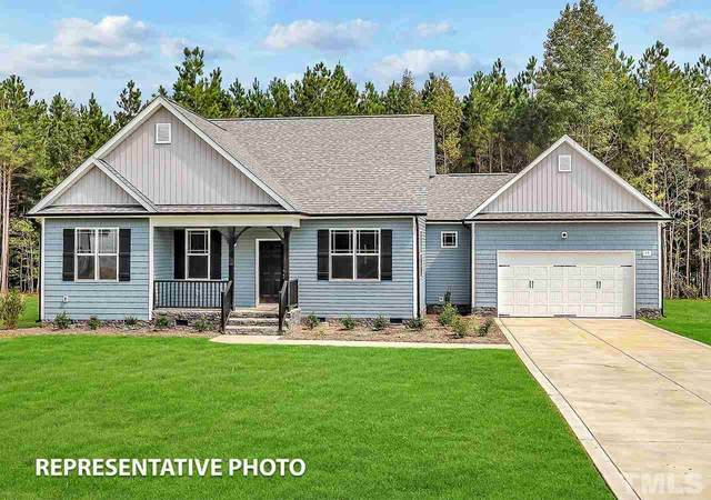 233 Howards Crossing Drive, Wendell, NC 27591 (MLS #2393924) :: The Oceanaire Realty